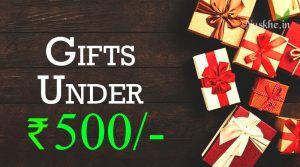 gift items below 500 rupees