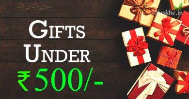 gift items below 500 rupees