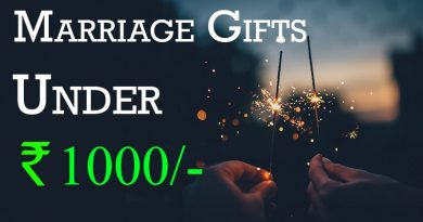 marriage gifts for friends budget rs 1000