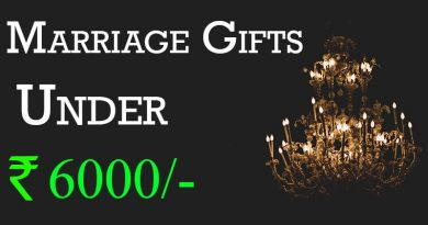 marriage gifts for friends budget rs 6000