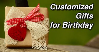 Top 10 Customized Gifts For Birthday In India